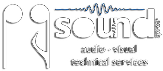 PG Sound - Audio, Visual and Technical Services